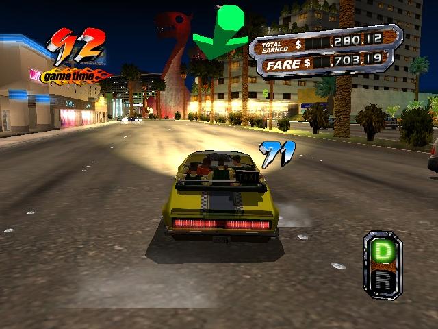 Скачать игру на компьютер такси 3