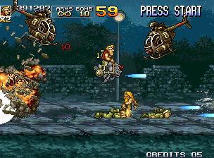 Download Neo Geo Roms Metal Slug 6 Aliens