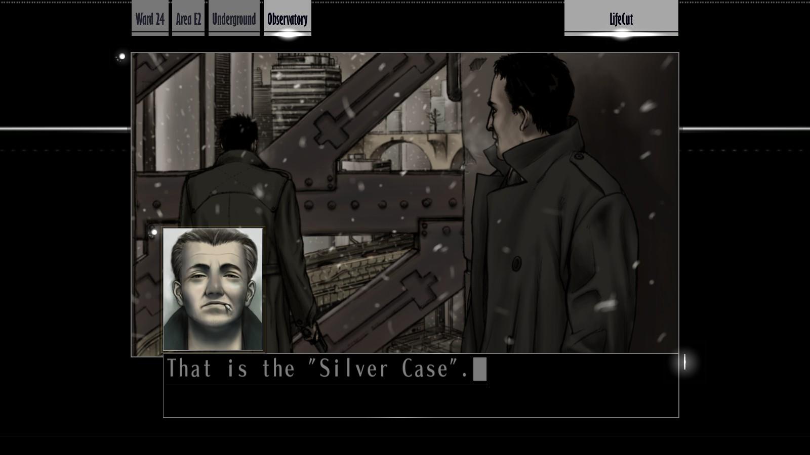 The Silver Case