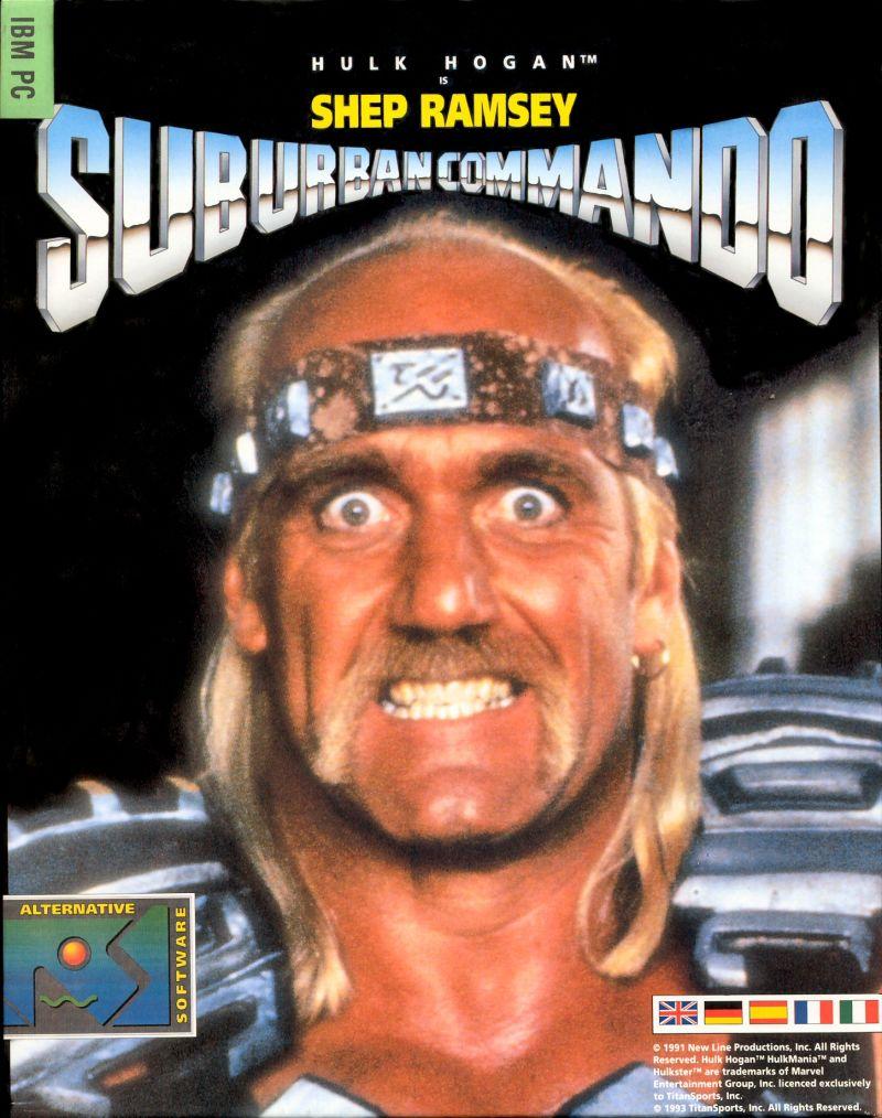 gaming 101 suburban commando