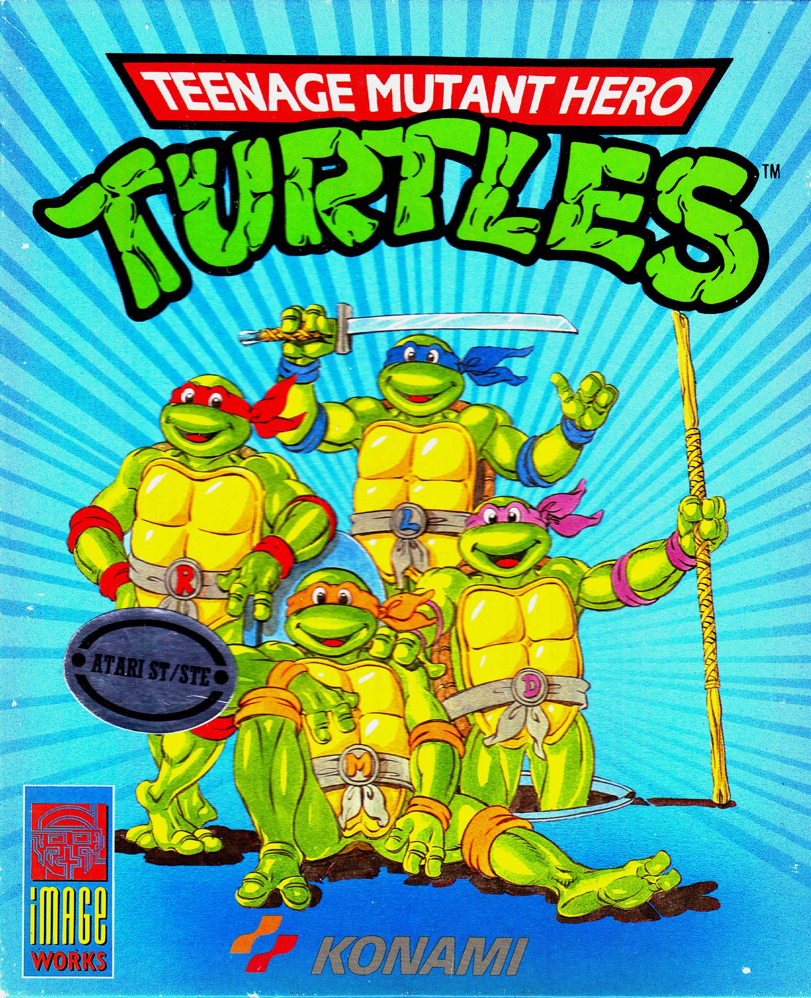 Retro review teenage mutant ninja turtles ii secret of the ooze - Home Computer Version